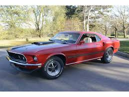69 ford mustang fastback for sale 1969 ford mustang for sale on classiccars com 95 available