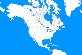 United States Map With Alaska by List Of Longest Rivers Of The United States By Main Stem Wikipedia