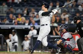 Aaron Judge Gary Sanchez Struggle In Game 1 Loss To Indians Newsday - yankees didi gregorius and aaron judge make history