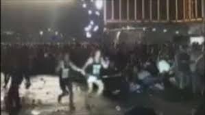 las vegas shooting gunshots sounded like fireworks video news