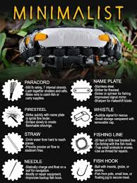 bracelet survival images Full review the 39 wazoo survival gear 39 minimalist survival bracelet jpg