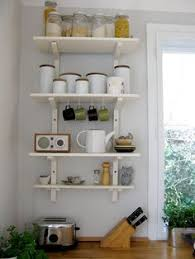 Kitchen Wall Shelf Ikea Asker Pots For Herbs 6 Inch Pots Hung With S Hooks Along