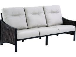 Outdoor Sofa Cushion Tropitone Kenzo Woven Cushion Sofa 391621ws