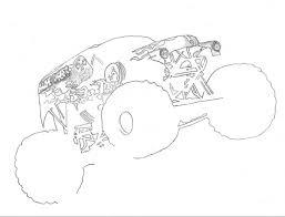 grave digger monster truck halloween costume grave digger monster truck coloring pages womanmate com