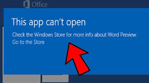 windows 10 apps won u0027t open full guide to fix