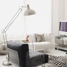 Livingroom Lamp by Bedroom Modern Living Room Design With Cozy Dark Sofa Designed