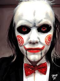 saw jigsaw puppet makeup mugeek vidalondon