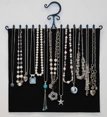 bracelet necklace organizer images Jeri 39 s organizing decluttering news organizing the jewelry by jpg