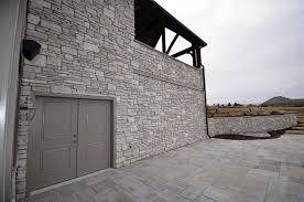 Walk Out Basements by Retaining Walls And Walk Out Basement Details Custom Homes By