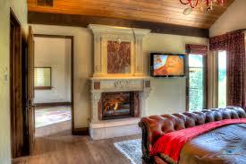 bedroom design fireplace mantels chimney decoration ideas