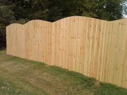 wood fence pictures backyard wood fence designs ideas and plans