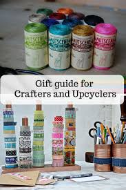 upcyclers and crafters christmas gift guide gift christmas gift