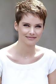 short pixie hairstyles for people with big jaws 506 best hairstyles images on pinterest low hair buns pixie