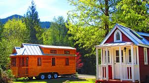 tumbleweed homes interior new tiny house village in portland lets you test drive tiny living