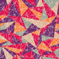geometric designs clipart