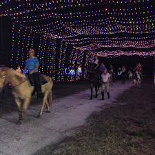 Zoo Lights Phx by Space Coast Lightfest Your Incredible Christmas Light Drivethrough