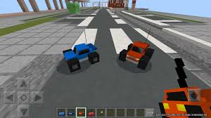 minecraft working car addon micro cars for minecraft pe android apps on google play