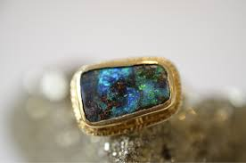 composite natural opal australian gem hunting with designer mia chicco jck