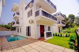 india villa vacation rentals goa