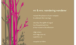 reception invitation wording wedding reception invitation wording s no gifts dinner sles