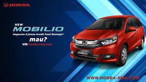 mobil honda mobilio new honda mobilio 2017 pusat penjualan mobil honda semarang