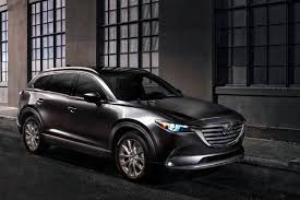 mazda cars list 2018 mazda cx 9 flagship three row crossover suv receives long