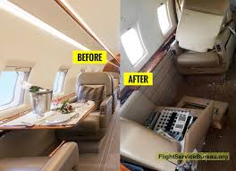 inside the cabin u2013 before and after the wake turbulence encounter