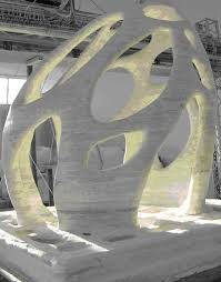 home design 3d printing d shape press giant free form 3d printed structures self
