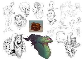 cooldown sketch compilation by exomemory on deviantart