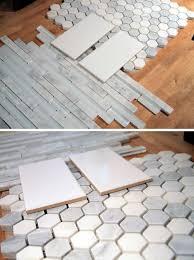 best 25 hexagon floor tile ideas on hexagon tile
