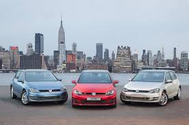 volkswagen golf gti 2015 volkswagen debuts 2015 gti and golf in new york
