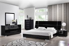 bedroom king size black modern stained solid wood captain u0027s bed