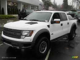 Ford Raptor Grey - 2011 oxford white ford f150 svt raptor supercrew 4x4 58238474