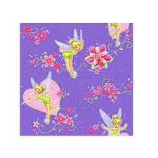 tinkerbell gift wrap