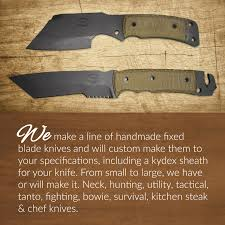 chax handmade knives home