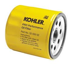amazon com kohler 52 050 02 s engine oil filter extra capacity