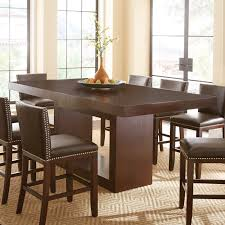 jofran trumbull 7 piece counter height dining table set with