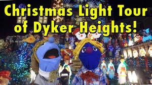 dyker heights christmas lights tour 2017 dyker heights christmas lights displays 2017 in brooklyn new york