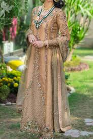 latest pakistani evening clothing formal wear 2017 party