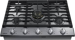 Westinghouse 5 Burner Gas Cooktop Samsung Na30k7750ts 30 Inch Gas Cooktop With 5 Sealed Burners