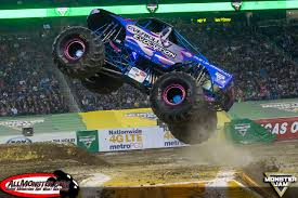monster truck shows in nc adam anderson clinches monster jam fs1 championship series in