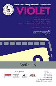 papa pilgrim book papa presents violet seacoast repertory theatre