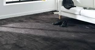 moquette de chambre moquette gris anthracite par maclou