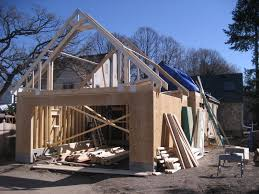 swanson residence framing trusses u0026 floor joists