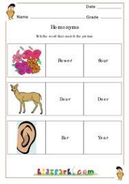 homonyms teachers printables english grammar worksheets