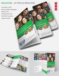 docs brochure template tri fold school brochure template the best templates collection