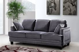 Living Room Ideas Grey Sofa by Modern Grey Sofa A Minimalist Midcentury Home Tour Gray Sofa For