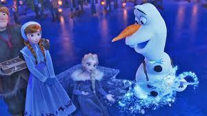 olaf u0027s frozen adventure u0027 trailer anna elsa u0027s snowman pal
