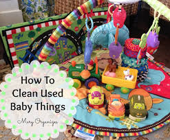 How To Clean A Crib Mattress by How To Clean Used Baby Things Creatingmaryshome Com