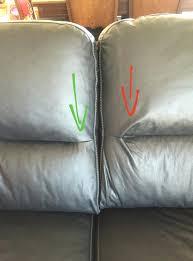 comment réparer un canapé en cuir déchiré canape cuir dechire canape cuir dechire racparation racnovation de